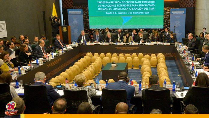 TIAR trató situación venezolana y Maduro lo calificó como fracaso