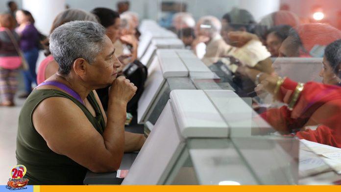 Pensionados del IVSS cobrarán mes de enero el próximo 19 de diciembre