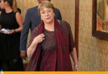 Representantes de Bachelet en Ramo Verde: visitan a presos políticos