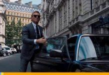 Nuevo tráiler de James Bond ultima película con el actor Daniel Craig