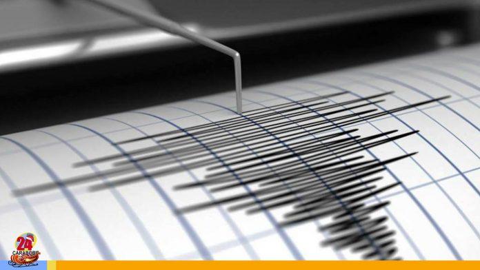Sismo en San Cristóbal de magnitud 3.5 se registró este lunes
