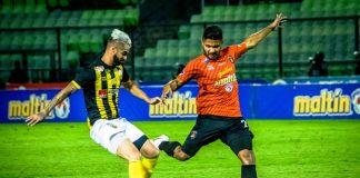 Táchira sacó valioso empate - noticias24 Carabobo