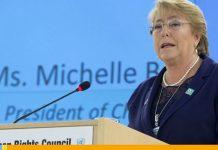 Informe de Bachelet: Actualiza sobre situación de los DDHH en Venezuela