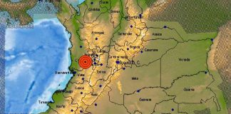 sismo en Colombia - sismo en Colombia