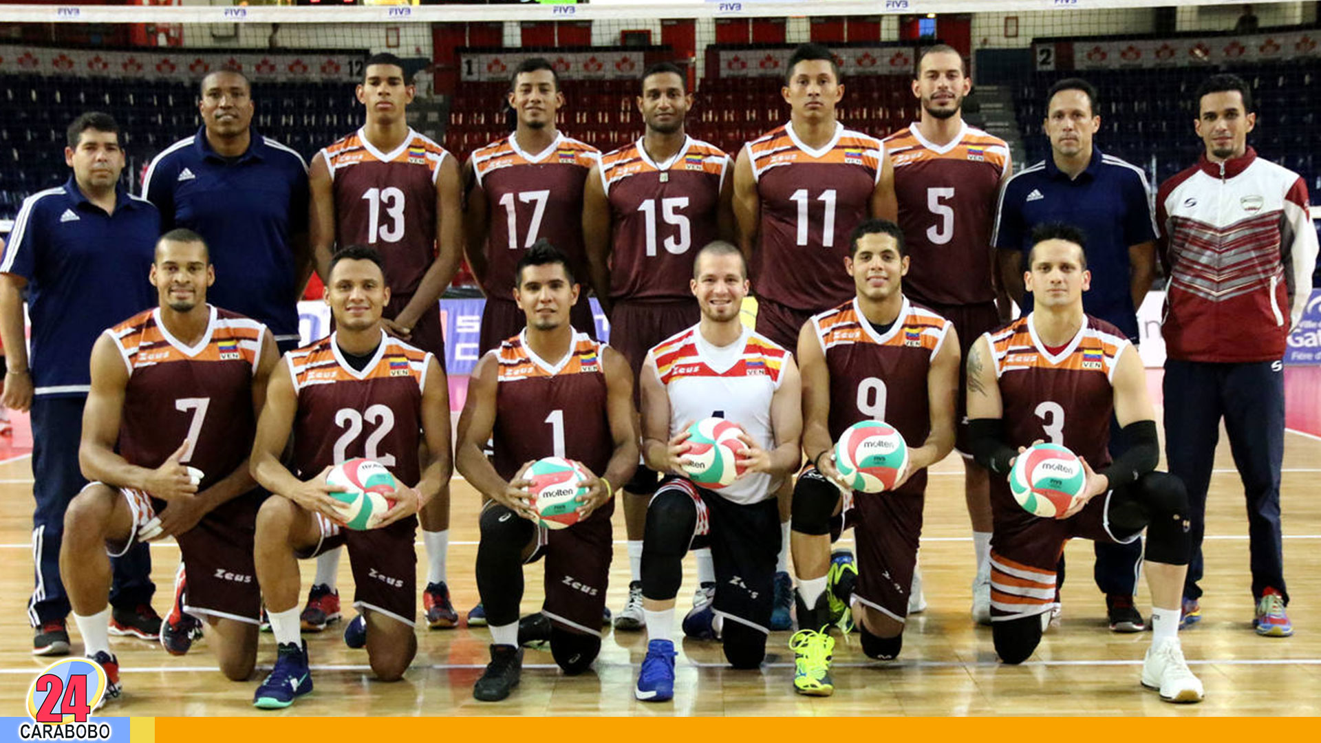 voleibol de Venezuela - voleibol de Venezuela