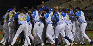 Magallanes sigue con vida - Magallanes sigue con vida