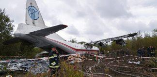 Avión de Ucrania - Avión de Ucrania