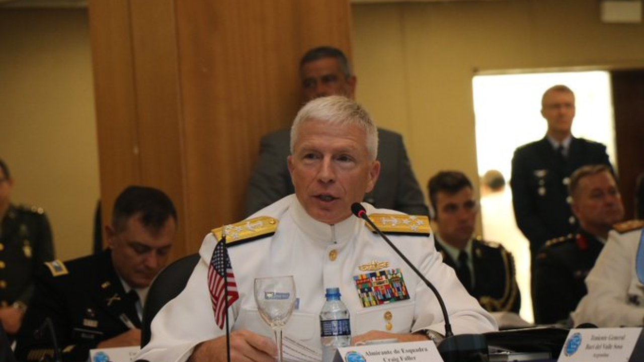 Almirante Craig Faller - Almirante Craig Faller