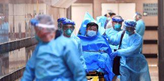 muerte por coronavirus - muerte por coronavirus