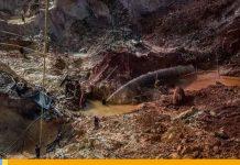 Masacre en zona minera en Bolívar, reportan varios muertos