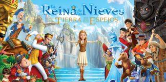 La Reina de las Nieves en la Tierra de los Espejos, pronto en salas de cine