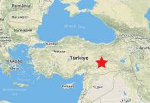 Fuerte sismo de magnitud 6.7 sacude Turquía