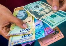 Precio del dólar paralelo en Venezuela superó los 70.000 bolívares