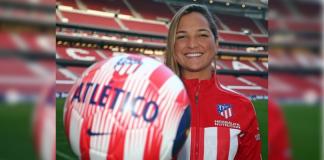Deyna Castellanos firmó con Atlético de Madrid Femenino