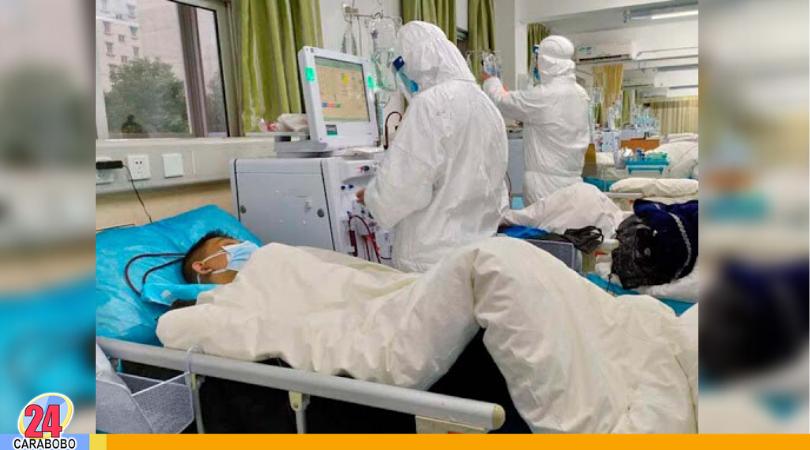 Coronavirus en Reino Unido y Rusia, confirman dos primeros casos