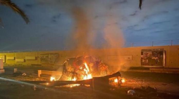 Bombardeo en Bagdad mata a Lider General de Irán Qasem Soleiman