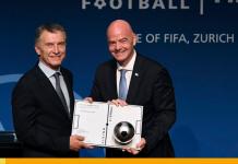 Macri en la FIFA: Nombrado como presidente ejecutivo de la Fundación