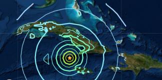 Sismo en Jamaica y Cuba de magnitud 7.7 - Noticias 24 Carabobo
