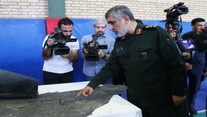 Guardia Revolucionaria Iraní - Guardia Revolucionaria Iraní