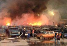 incendio en Campo Solo - incendio en Campo Solo