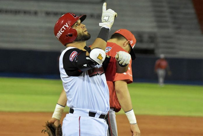 Magallanes en play off - Magallanes en play off