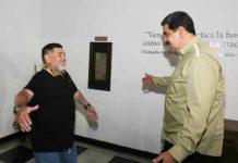 Maradona en Venezuela - Maradona en Venezuela