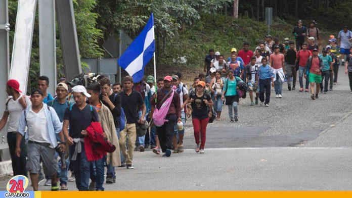 migrantes centroamericanos - migrantes centroamericanos
