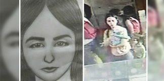 Mujer raptó a bebé en Parque Carabobo y se entregó al CICPC
