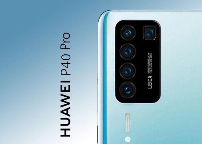 Huawei P40 y P40 Pro viene con siete cámaras - Noticias 24 Carabobo