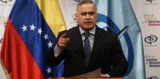 Tarek William Saab anunció respaldo de Luis Parra y aseguró que habrá elecciones