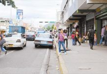 caos en la avenida Lara - caos en la avenida Lara