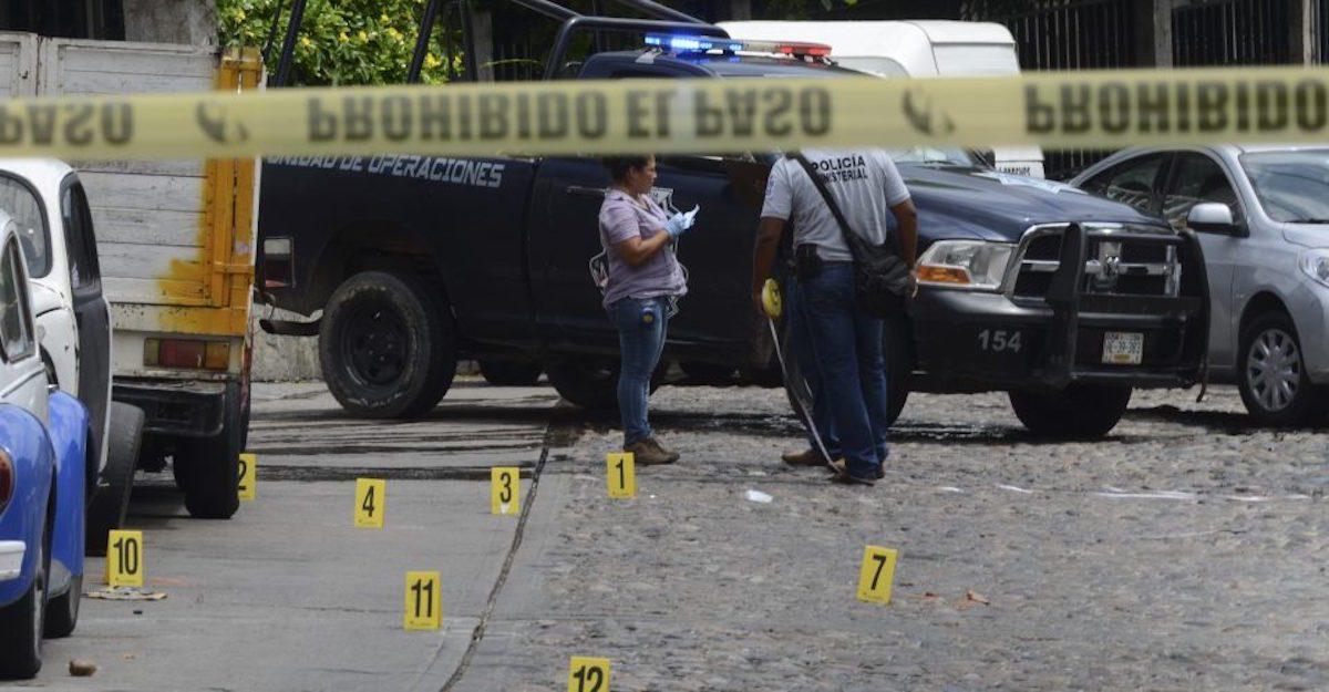 Número de homicidios en México - Número de homicidios en México