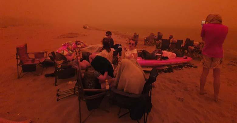 Incendios en Australia: Estado de emergencia en Nueva Gales