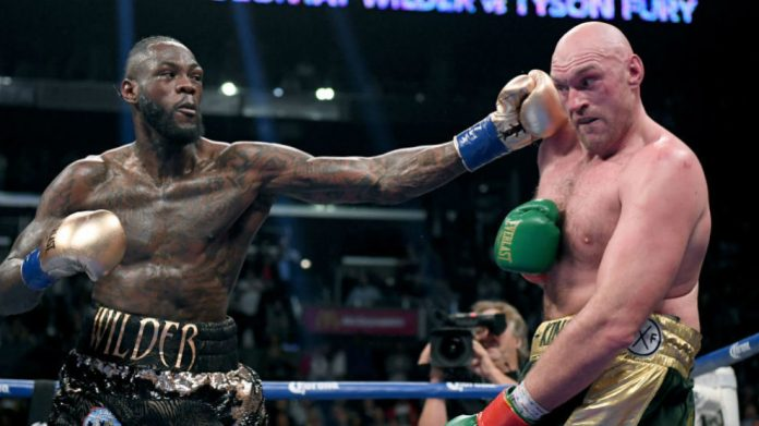 Wilder vs Fury N24C