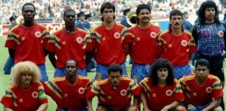 Selección Colombia de 1990 - Selección Colombia de 1990
