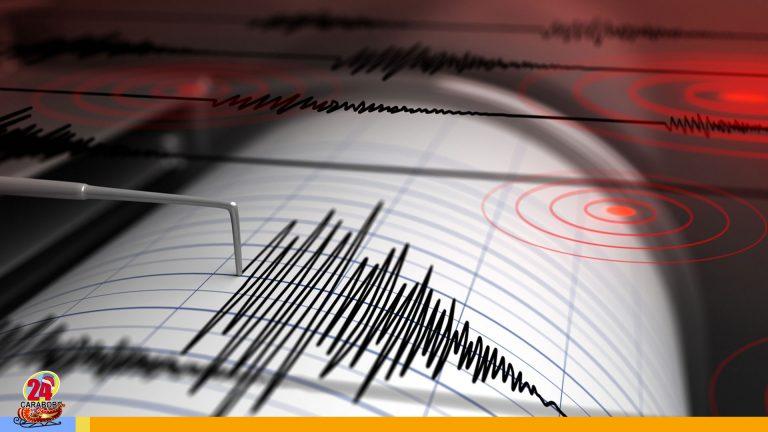 Se registró sismo de magnitud 3.7 en Bailadores, estado Mérida