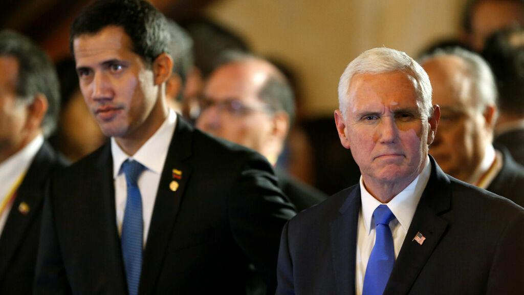 apoyo a Juan Guaidó - apoyo a Juan Guaidó