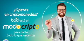BOD lanzó servicio de banca especializada para criptomonedas