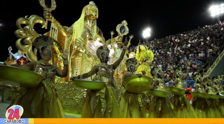 Carnaval de Río de Janeiro 2020