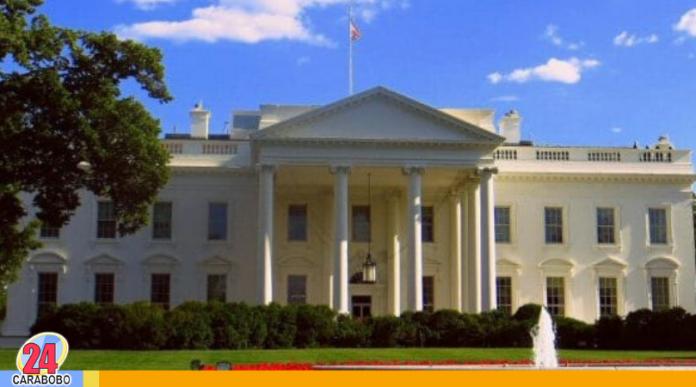 Amenaza a Trump, detienen a hombre con cuchillo frente a la Casa Blanca