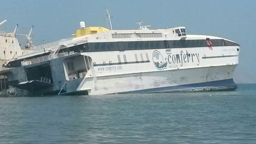 Barcos de Conferry – Barcos de Conferry