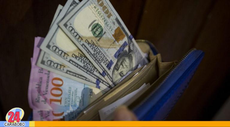 Dólar oficial subió este jueves mientras que el paralelo se mantiene