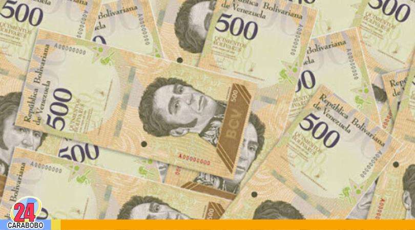 bolívares en efectivo - bolívares en efectivo