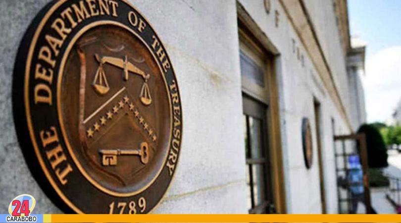 Sanciones a Conviasa por el Departamento del Tesoro de EE.UU.