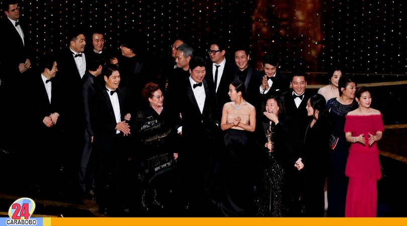 Parasitos gana los Premios Oscar 2020 y hace historia