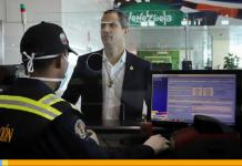 Guaidó regresa a Venezuela tras estar en gira internacional