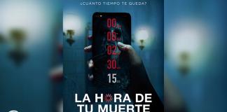 La Hora De Tu Muerte llegará a las pantallas de cine nacional