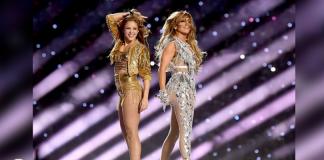 Shakiray JLo en Super Bowl LIV, brillan al ritmo latino