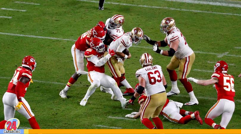 Chiefs campeón del Super Bowl LIV tras vencer a 49ers de San Francisco
