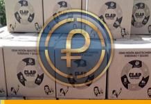 ALIMCA aplicará prueba piloto para pagar cajas Clap con Petros